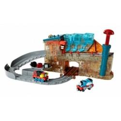 Tomek i Przyjaciele Take-n-Play Fabryka lokomotywek *