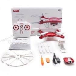 Dron RC Syma X5UW 2,4GHz kamera FPV Wi-Fi E1