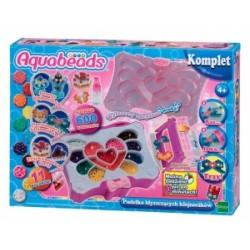Aquabeads - Pudełko błyszczących klejnocików *