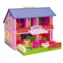 Play House Domek dla Lalek - WADER 25400 - A1