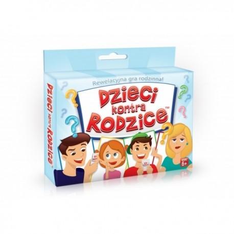 Gra rodzinna Dzieci kontra rodzice: wersja podstawowa