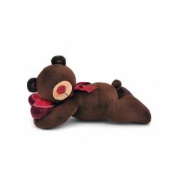 Przytulanka Pan Choco śpiący miś 30cm T1