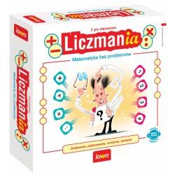 LICZMANIA 2 GRY PLANSZOWE JAWA
