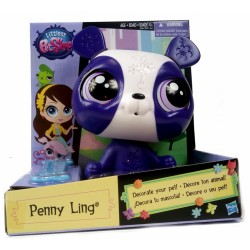 LITTLEST PET SHOP LPS - PENNY LING DO DEKOROWANIA HASBRO