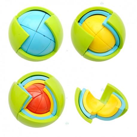 Gra Kula 3D Puzzle łamigłówka E1