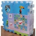 Concetto puzzle piankowe TVP ABC MINI 33 elementy W1