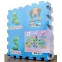 Concetto puzzle piankowe TVP ABC MAXI 32 elementy W1
