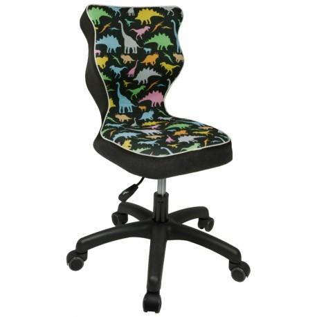 Krzesło PETIT czarny Storia 30 rozmiar 3 wzrost 119-142 R1