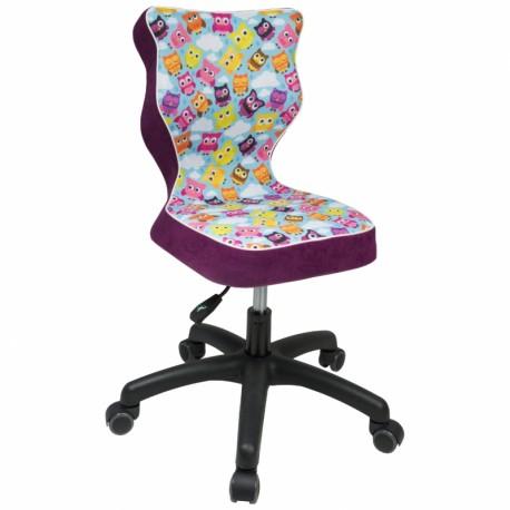 Krzesło PETIT czarny Storia 32 rozmiar 3 wzrost 119-142 R1