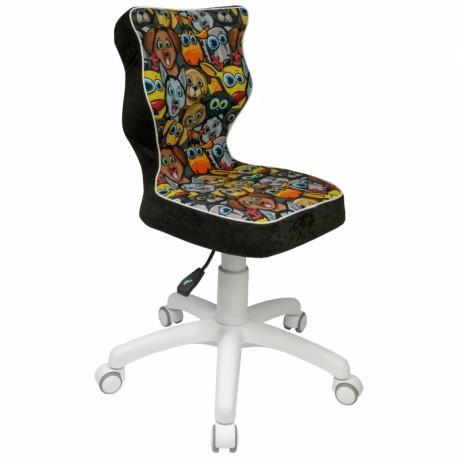 Krzesło PETIT biały Storia 28 rozmiar 3 wzrost 119-142 R1
