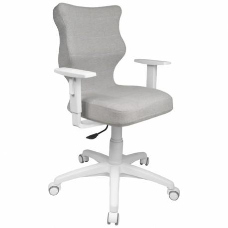 Krzesło DUO white Deco 18 wzrost 159-188 R1