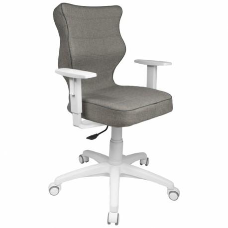 Krzesło DUO white TWIST 03 wzrost 159-188 R1