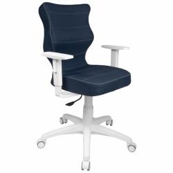 Krzesło DUO white TWIST 24 wzrost 159-188 R1