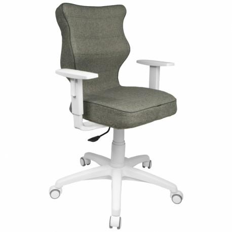Krzesło DUO white TWIST 33 wzrost 159-188 R1