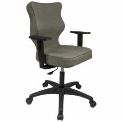 Krzesło DUO black Falcone 03 wzrost 159-188 R1