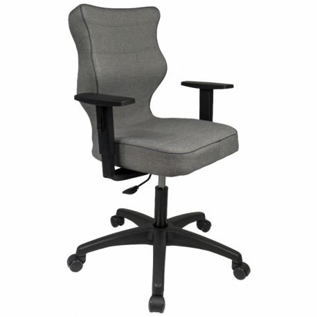 Krzesło DUO black TWIST 03 wzrost 159-188 R1