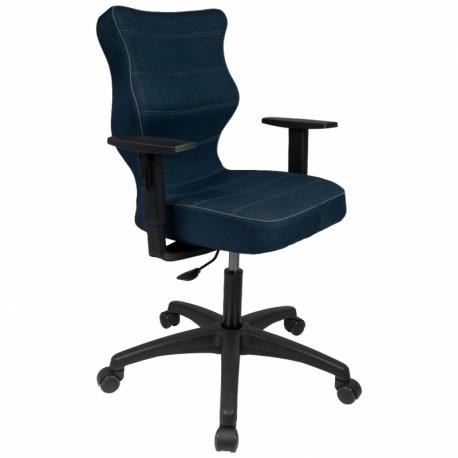 Krzesło DUO black TWIST 24 wzrost 159-188 R1