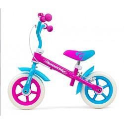 Milly Mally Rowerek biegowy Dragon z hamulcem Candy B1