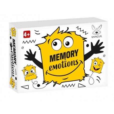 MEMORY EMOTIONS GRA EDUKACYJNA ĆWICZY PAMIĘĆ