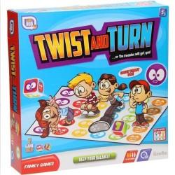 TWISTER TWIST AND TURN GRA ZRĘCZNOŚCIOWA MATA 160 X 125