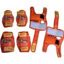OCHRANIACZE NA ROLKI WROTKI ENERO CARS ROZMIAR S H1