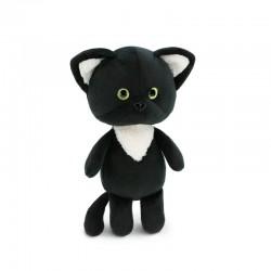 Przytulanka Mały Czarny Kotek Mini Twini 25cm T1