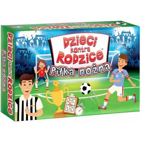 Gra rodzinna Dzieci kontra rodzice: Piłka nożna