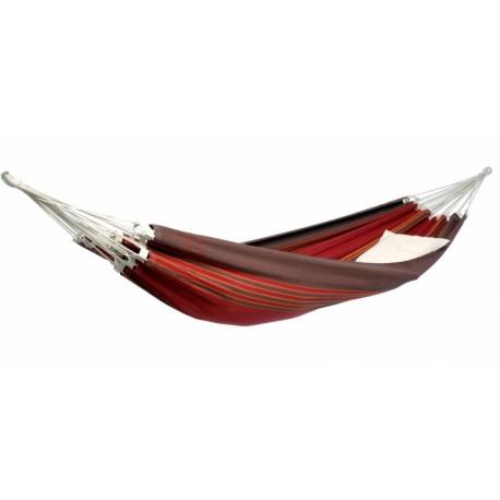 Hamak rodzinny PARADISO - Terracotta 250x175cm T1