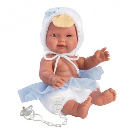 Hiszpańska lalka bobas chłopiec Bebito Kaczątko – 26cm T1