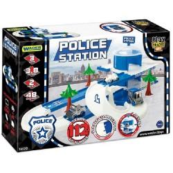 PLAY TRACKS CITY POSTERUNEK POLICJI WADER A1