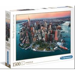 PUZZLE NEW YORK 1500 ELEMENTÓW CLEMENTONI