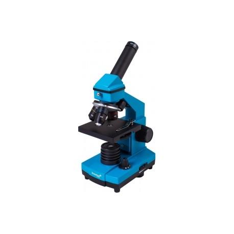 Mikroskop Levenhuk Rainbow 2L PLUS Azure\Błękitny M1
