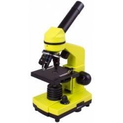 Mikroskop Levenhuk Rainbow 2L Lime\Limonowy M1