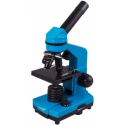 Mikroskop Levenhuk Rainbow 2L Azure\Błękitny M1
