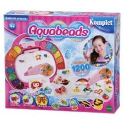 Aquabeads Kuferek artysty 1200 koralików *