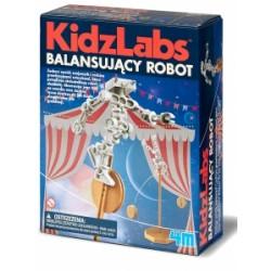 BALANSUJĄCY ROBOT KIDZ LABS 4M