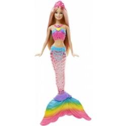 Barbie Tęczowa Syrenka *