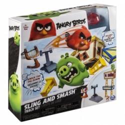 Angry Birds Tor Szybka Strzała *