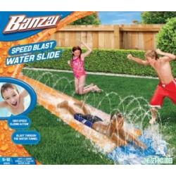 Ślizgawka wodna - Banzai Speed Blast Water Slide *