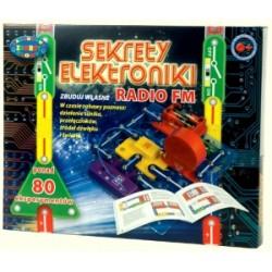 SEKRETY ELEKTRONIKI RADIO FM PONAD 80 EKSPERYMENTÓW