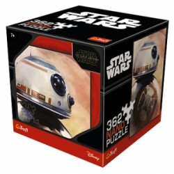 PUZZLE NANO BB-8 STAR WARS EPISODE VII 362 EL.