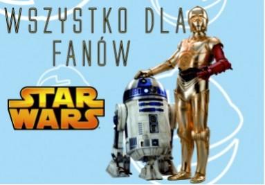 Artykuły dla fanów STAR WARS